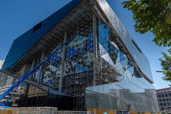 Axel Springer Neubau, Berlin