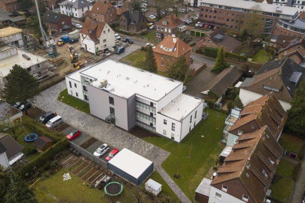 Neubau Mehrfamilienhaus, Sarstedt