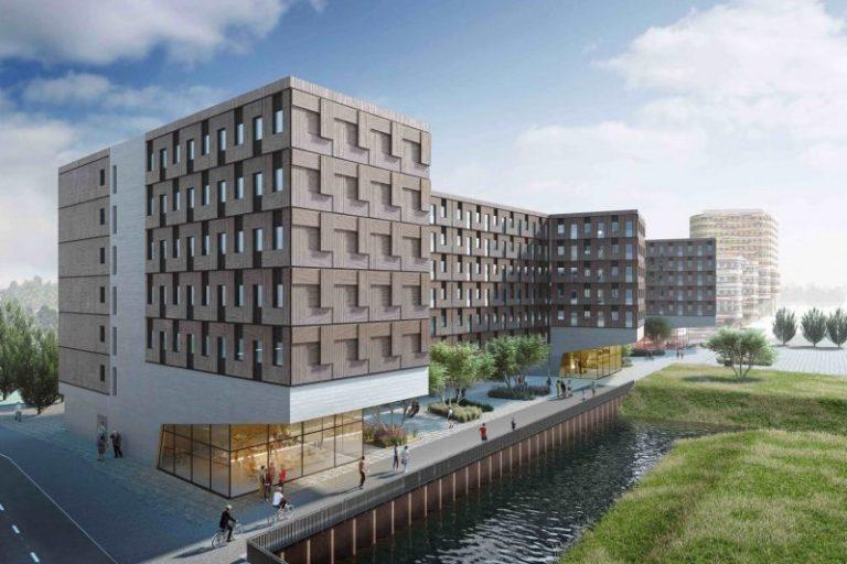 """Das Studentenwohnheim """"Woodie"""" in Hamburg"""