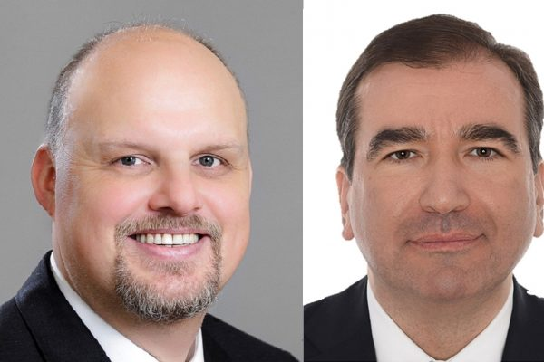 Dr. Matthias Nagel und Michael Jung